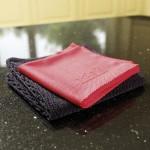How to clean black granite worktops