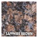 Saphire Brown